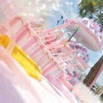 Candy Bar σε Βάπτιση με Θέμα Πριγκίπισσα