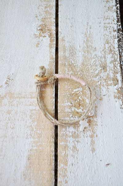 Μαρτυρικό βραχιολάκι vintage (ma018)
