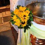 Βάπτιση με Θέμα Ηλιοτρόπιο - Ο Μικρός Ήλιος της Μαμάς