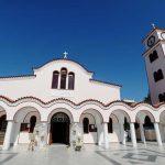 Βάπτιση με Θέμα Ταξιδιώτης – Άγιος Νικόλαος, Γλυφάδα