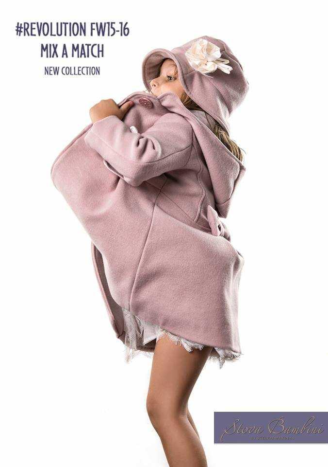 Παλτό stova bambini (AWG8.15)