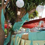 Βάπτιση με Θέμα Αερόστατο