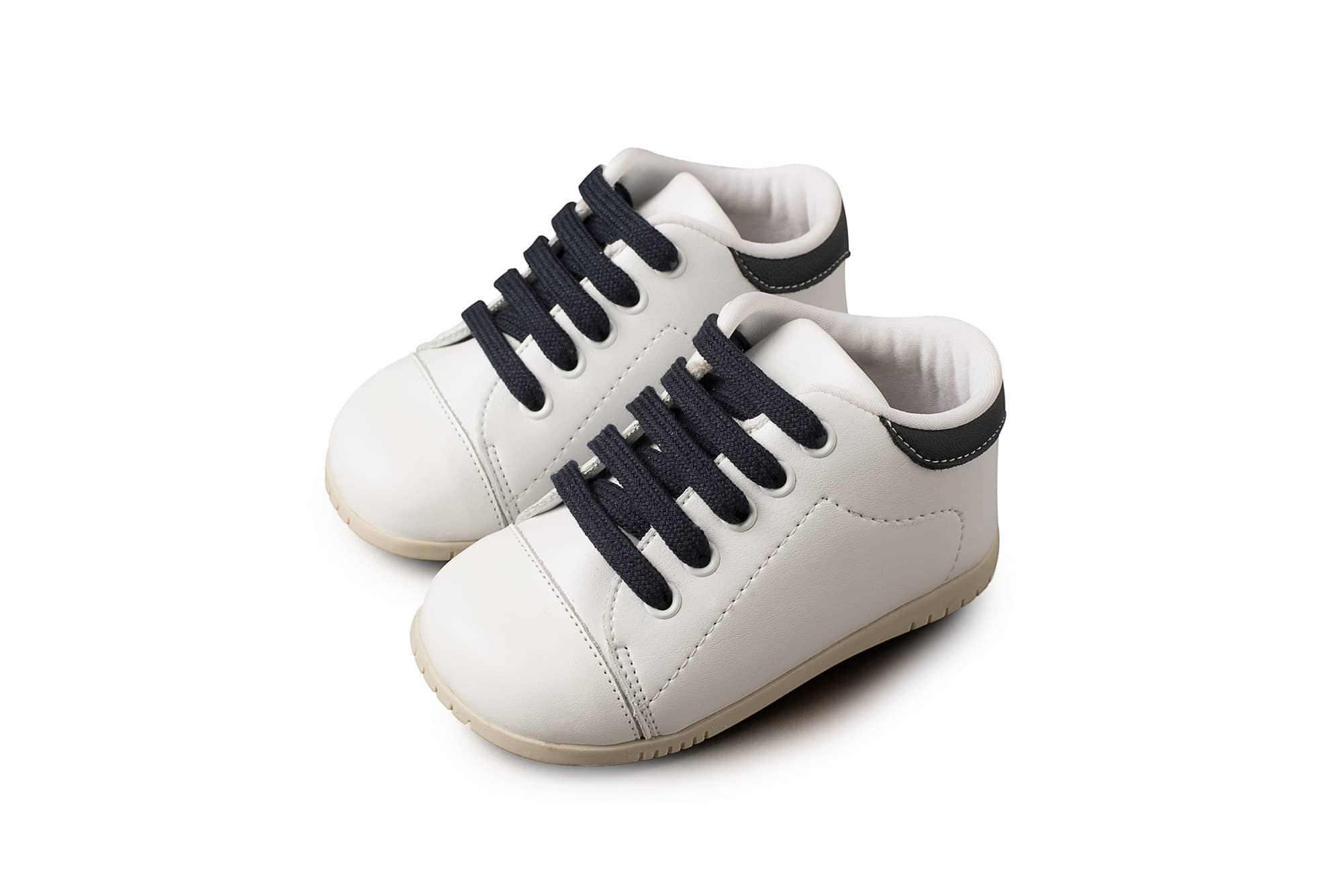 751d390c243 Βαπτιστικά Παπούτσια για Αγόρι Babywalker Δετό Sneaker (BS3025)