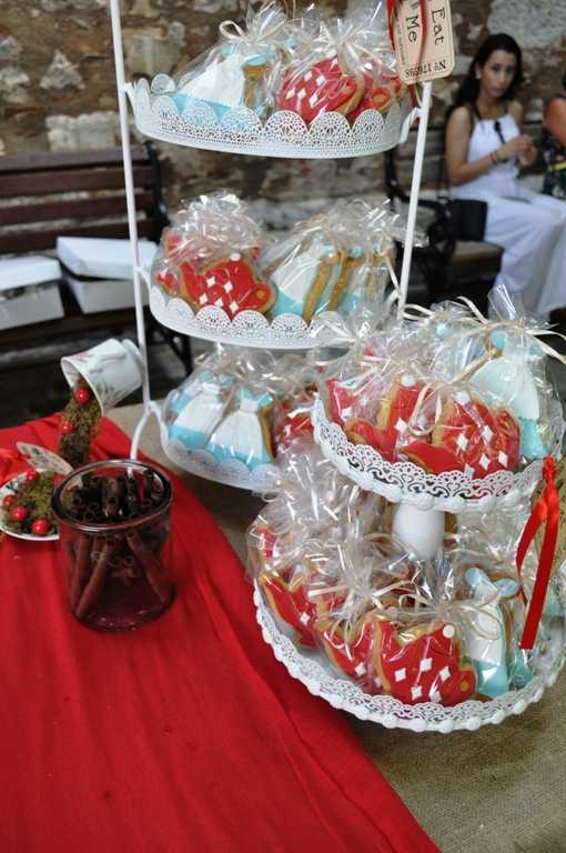 Candy bar η Αλίκη στην χώρα των θαυμάτων