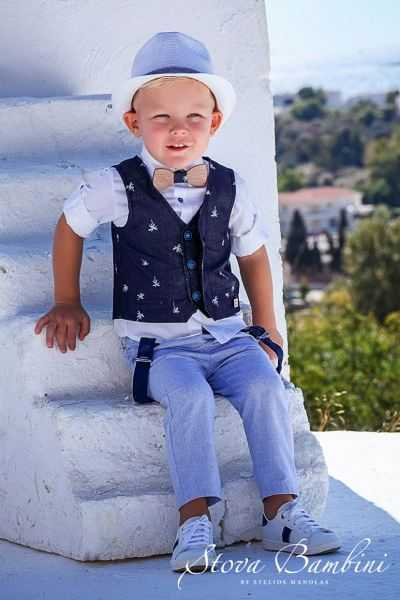 Dominic by Stova Bambini Code: SS18 B10