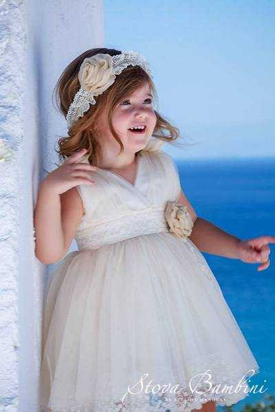 Lillie by Stova Bambini Code: SS18 G9