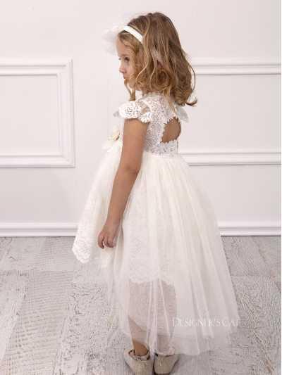 Δαντελένιο φόρεμα designerscat Elsa (DC 100031)