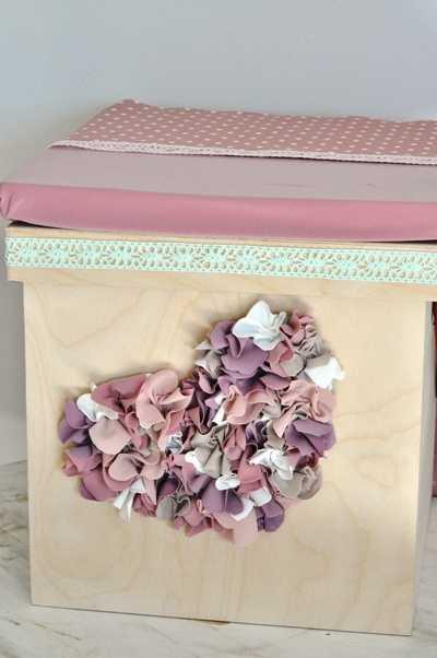 Κουτί ρομαντικής βάπτισης (kv18.10)