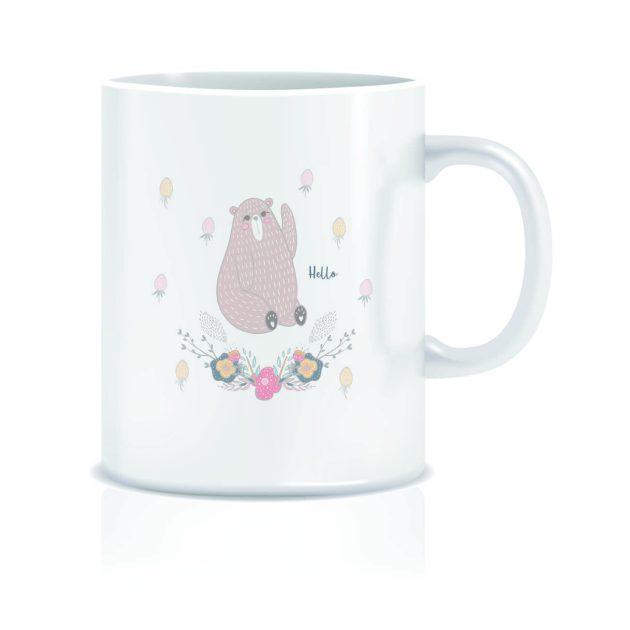 Μπομπονιέρα Κούπα Αρκουδάκι (Sweet Bear) (km19.10)