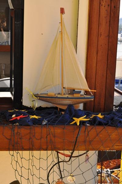 Στολισμός Βάπτισης Θέμα Ναυτικό (κρουαζιερόπλοιο ΠΛΑΤΥΤΕΡΑ ΤΩΝ ΟΥΡΑΝΩΝ)