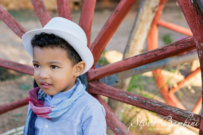Baggy style σετ Βάπτισης Alfonso by Stova Bambini (SS19.20)