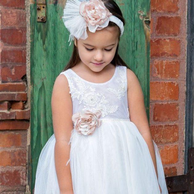 Βαπτιστικό φόρεμα Stova Bambini (SS19.G10)