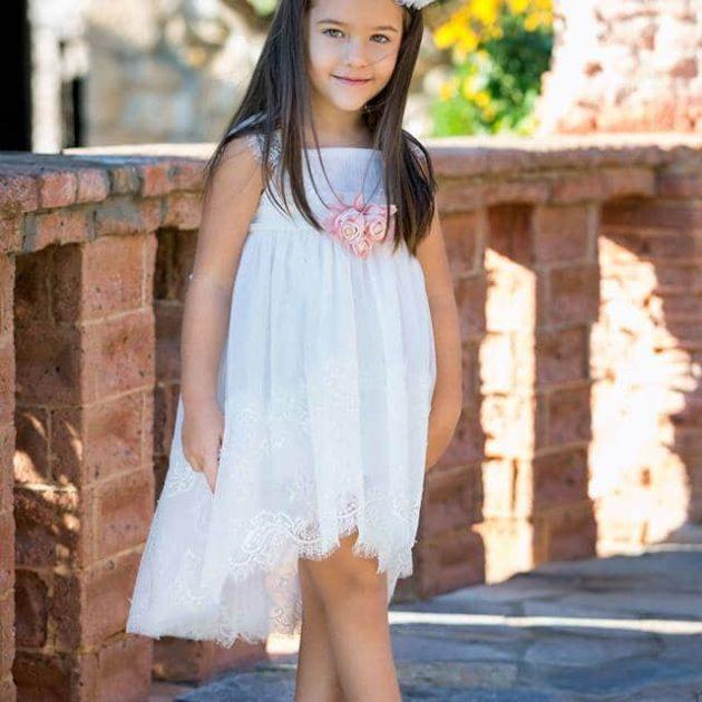 Βαπτιστικό φόρεμα Stova Bambini (SS19.G19)