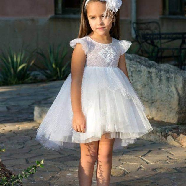 Βαπτιστικό φόρεμα Stova Bambini (SS19.G2)