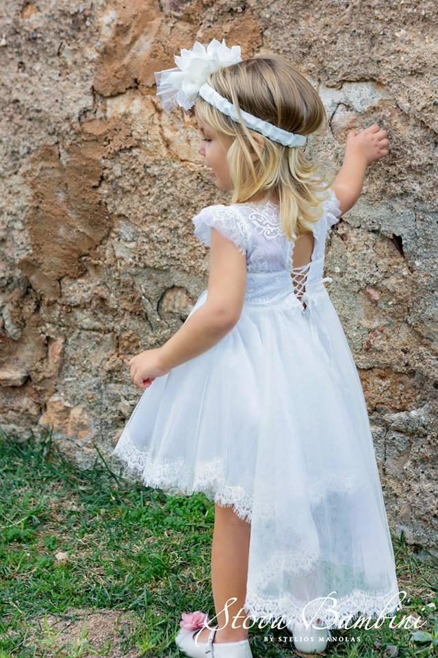 Βαπτιστικό φόρεμα Stova Bambini (SS19.G5)