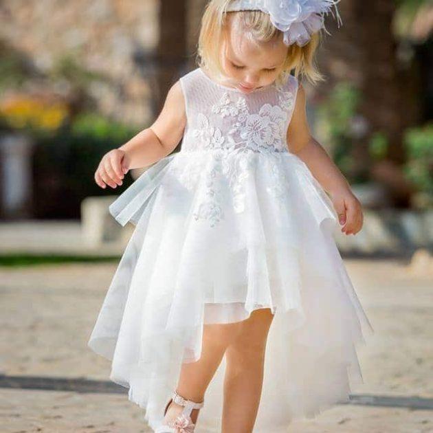 Βαπτιστικό φόρεμα Stova Bambini (SS19.G6)