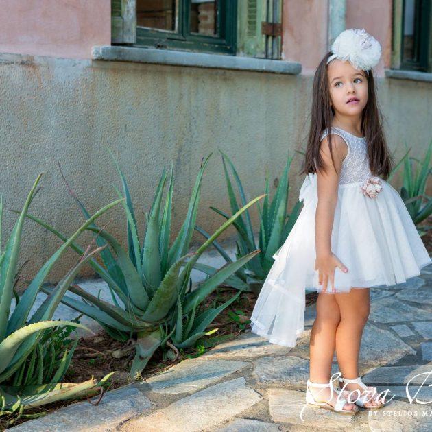 Βαπτιστικό φόρεμα Stova Bambini (SS19.G9)