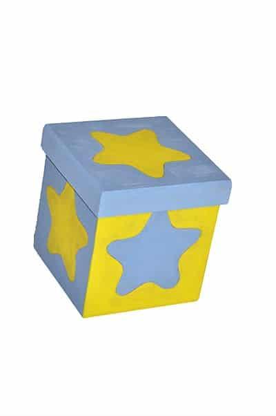 Κουτί μαρτυρικών με θέμα My Little Star
