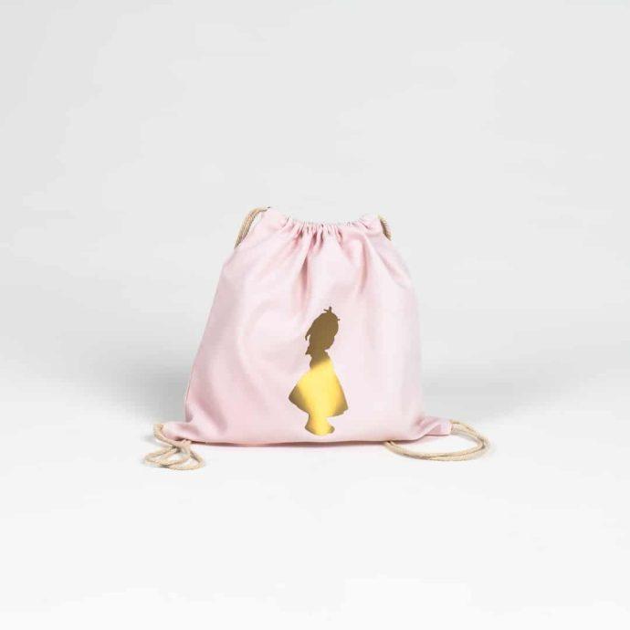 Μπομπονιέρα Backpack με Θέμα Girl Cameo