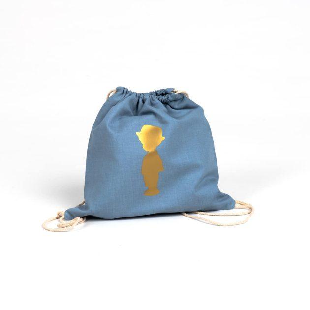Μπομπονιέρα Backpack Little Man