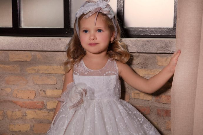 Balloon Φόρεμα Βάπτισης Dolce Bambini (dbg584)